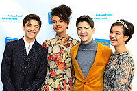 LOS ANGELES - OCT 28: Asher Angel, Sofia Wylie, Joshua Rush, Peyton Elizabeth Lee at The Actors Fund's 2018 Looking Ahead Awards at the Taglyan Complex on October, 2018 in Los Angeles, California