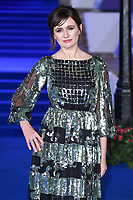 """LONDON, UK. December 12, 2018: Emily Mortimer at the UK premiere of """"Mary Poppins Returns"""" at the Royal Albert Hall, London.<br /> Picture: Steve Vas/Featureflash"""