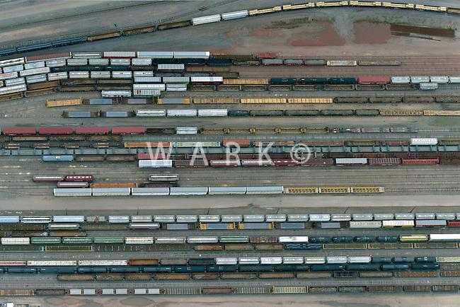 Rail yard, Pueblo, Colorado. Aug 2014.      810502