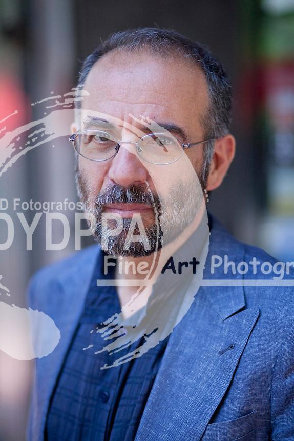 "Italian director Giuseppe Tornatore presented in Madrid, Spain, ""La migliore offerta"" (original title) ""La mejor oferta"" (title in Spanish). 2 july 2013. Photo by Nacho Lopez/ DyD Fotografos"