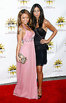 HOLLYWOOD, CA. - August 16: TV personality Tila Tequila and Courtenay Semel  arrive at the third annual Hot in Hollywood held at Avalon on August 16, 2008 in Hollywood, California.