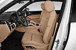 Front seat view of a 2020 Porsche Cayenne Base 5 Door SUV front seat car photos