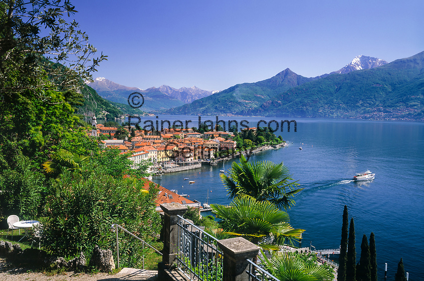 Italien, Lombardei, Menaggio: traumhafte Lage am Comer See | Italy, Lombardia, Menaggio: a perfect dream at Lake Como