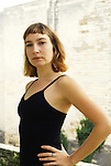Sheila Heti, Canadian author in 2006.