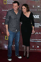"LOS ANGELES, CA, USA - MARCH 04: Seth MacFarlane, Ann Druyan at the Premiere Of FOX's ""Cosmos: A SpaceTime Odyssey"" held at The Greek Theatre on March 4, 2014 in Los Angeles, California, United States. (Photo by Xavier Collin/Celebrity Monitor)"