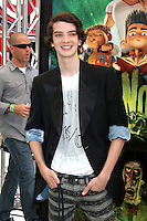 """LOS ANGELES - AUG 5:  Kodi Smit-McPhee arrives at the """"ParaNorman"""" Premiere at Universal CityWalk on August 5, 2012 in Universal City, CA ©mpi27/MediaPunch Inc"""