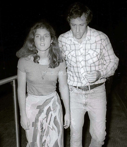 Caroline Kennedy Tom Carney 1977<br /> Photo by Adam Scull/PHOTOlink/MediaPunch