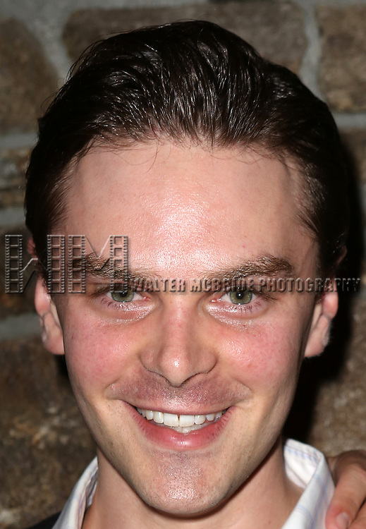 Justin Scott Brown attending the Opening After Party for the Playwrights Horizons World Premiere production of the new musical 'FAR FROM HEAVEN' at Tir Na Nog Irish Pub & Grill  in New York City on June 02, 2013.