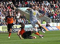 St Mirren v Dundee United 300814