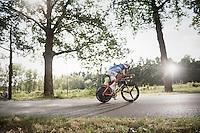 Yoann Offredo (FRA/FDJ)<br /> <br /> 12th Eneco Tour 2016 (UCI World Tour)<br /> stage 2: Breda-Breda iTT (9.6km)