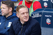 9th September 2017, Macron Stadium, Bolton, England; EFL Championship football, Bolton Wanderers versus Middlesbrough; Middlesbrough head coach Garry Monk before the game
