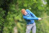 Josh Mackin (Dundalk) during the final round of the Connacht Boys Amateur Championship, Oughterard Golf Club, Oughterard, Co. Galway, Ireland. 05/07/2019<br /> Picture: Golffile | Fran Caffrey<br /> <br /> <br /> All photo usage must carry mandatory copyright credit (© Golffile | Fran Caffrey)