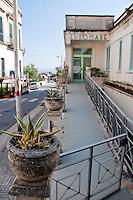 Castro Marina - Salento - Puglia - Albergo Euromare in piazza.