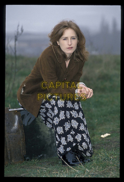 NICOLA STEPHENSON.1996 04.Ref: 2497.sitting, full length, full-length.*RAW SCAN- photo will be adjusted for publication*.www.capitalpictures.com.sales@capitalpictures.com.©Capital Pictures