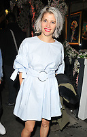 Pips Taylor at the Bradley Theodore: Second Coming VIP preview, Maddox Gallery Mayfair, Maddox Street, London, England, UK, on Wednesday 19 April 2017.<br /> CAP/CAN<br /> &copy;CAN/Capital Pictures