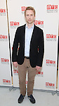 Michael Benz attends the cast photo call for the Manhattan Theatre Club's New Broadway Production of 'The Little Foxes' at the MTC Rehearsal studios on February 27, 2017 in New York City.