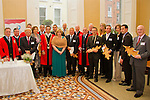 The Judges and the Chamber stand together proudly..Picture: Shane Maguire / www.newsfile.ie.