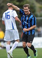 130406 Central League Football - Miramar Rangers v Petone