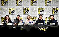 7/19/19 - San Diego: 2019 Comic-Con - Fox Shows