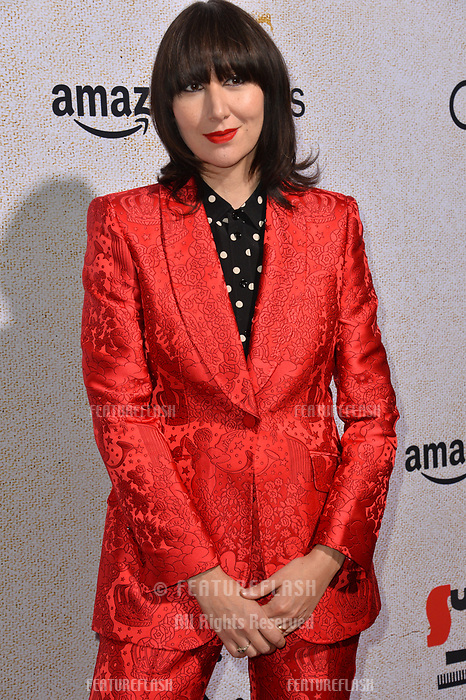 LOS ANGELES, CA. October 24, 2018: Karen O at the Los Angeles premiere for &quot;Suspiria&quot; at the Cinerama Dome.<br /> Picture: Paul Smith/Featureflash