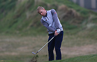 Cathal Butler (Kinsale) on the 3rd during Round 3 of The West of Ireland Open Championship in Co. Sligo Golf Club, Rosses Point, Sligo on Saturday 6th April 2019.<br /> Picture:  Thos Caffrey / www.golffile.ie