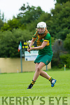 Kerry's Camogie player Patrice Diggin at the Kerry v Westmeath match at Abbeydorney GAA field on Sunday