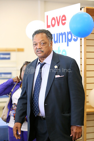 PHILADELPHIA, PA - SEPTEMBER 25 :  Reverend Jesse Jackson, Sr. pictured campaigning for Hillary Clinton in West Philadelphia and helpeing register voters ahead of the October 11 deadline in Philadelphia, Pa on September 25, 2016   photo credit  Star Shooter/MediaPunch