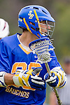 Los Angeles, CA 04/02/10 - Wyatt Rogers (UCSB #29) in action during the UCSB-LMU MCLA SLC conference lacrosse game at Loyola Marymount University.