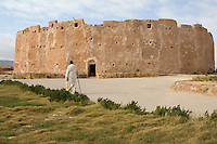 Libya, Tripolitania Countryside, Historic Sites, Berber, Roman, Punic.
