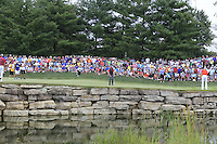 Martin Kaymer (GER) putts on the 7th green during Thursday's Round 1 of the 2014 PGA Championship held at the Valhalla Club, Louisville, Kentucky.: Picture Eoin Clarke, www.golffile.ie: 7th August 2014