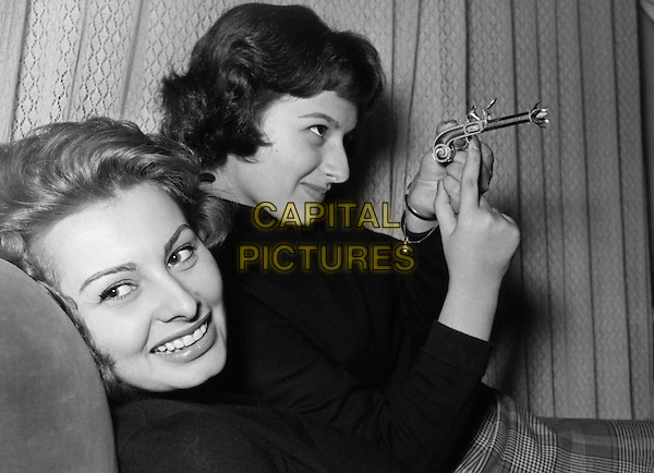 Sophia Loren<br /> *Filmstill - Editorial Use Only*<br /> CAP/KFS<br /> Image supplied by Capital Pictures