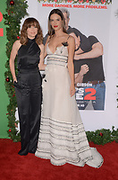 WESTWOOD, CA - NOVEMBER 5: Linda Cardellini, Alessandra Ambrosio at the premiere of Daddy's Home 2 at the Regency Village Theater in Westwood, California on November 5, 2017. <br /> CAP/MPI/DE<br /> &copy;DE/MPI/Capital Pictures