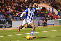 Frank Nouble of Colchester United prepares to cross as Colchester pile on the pressure during Colchester United vs Exeter City, Sky Bet EFL League 2 Football at the JobServe Community Stadium on 24th November 2018