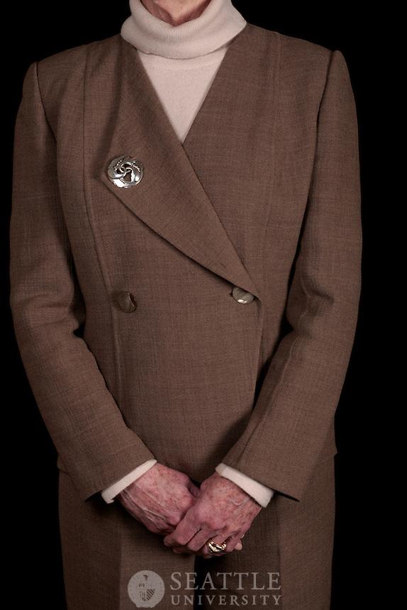 01292009- Anne Farrell, Seattle University award winner