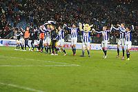 VOETBAL: HEERENVEEN: Abe Lenstra Stadion, 07-02-2015, Eredivisie, sc Heerenveen - PEC Zwolle, Eindstand: 4-0, ©foto Martin de Jong