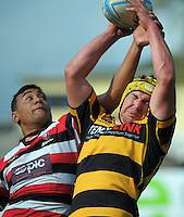 130915 ITM Cup Ranfurly Shield Rugby - Counties-Manukau v Taranaki