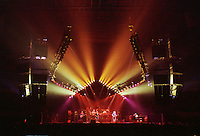 The Grateful Dead and Candace's Big Lights Show in Concert at the Nassau Coliseum, Uniondale NY, 30 March 1990