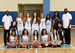 1-11-17, Skyline High School girl's varsity basketball team