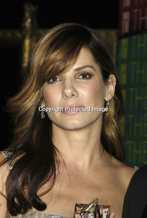 Sandra Bullock ..at The Fashion Group International's  22nd Annual Night of Stars Awards on October 27, 2005 at Cipriani. ..Sandra Bullock was presented with the Hunanitarian Award..Photo by Robin Platzer, Twin Images