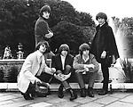 BYRDS 1965   Roger McGuinn, Gene Clark, Michael Clarke, Chris Hillman, David Crosby..© Chris Walter..