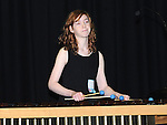 Claire Martin Loretto convent Navan performing in the School Stars auditions in the TLT Drogheda. Photo: Colin Bell/pressphotos.ie