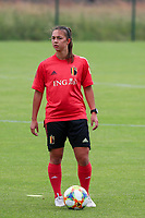 20200605 - TUBIZE , Belgium : Jody Vangheluwe pictured during a training session of the Belgian national women's soccer team called the Red Flames during their after Corona – Covid training week, on the 5 th of June 2020 in Tubize.  PHOTO SEVIL OKTEM| SPORTPIX.BE