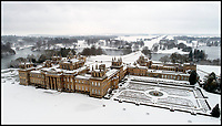 'Snowbomb' hits southern Britain.