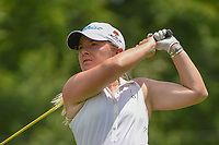 Bronte Law (ENG) watches her tee shot on 11 during round 4 of the 2018 KPMG Women's PGA Championship, Kemper Lakes Golf Club, at Kildeer, Illinois, USA. 7/1/2018.<br /> Picture: Golffile | Ken Murray<br /> <br /> All photo usage must carry mandatory copyright credit (&copy; Golffile | Ken Murray)
