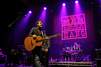 LONDON, ENGLAND - APRIL 15: Phillip Odgers of 'The Men They Couldn't Hang' performing at Shepherd's Bush Empire on April 15, 2017 in London, England.<br /> CAP/MAR<br /> &copy;MAR/Capital Pictures
