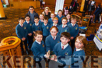 Children from Balloonagh primary school in Tralee were Highly Commended at the Live Life Love Day 2016 in the Brandon Conference Centre yesterday (Wednesday). Pictured at the front were: Jack Doyle, Jade Eagar, Cillian Murphy and Coren Hughes with their teachers and classmates at the back.