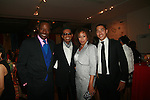 "Gregory Generet, Designer b. michael, Actress Tamara Tunie and Florian Koenigsberger Attend Hearts of Gold's 15th Annual Fall Fundraising Gala ""Arabian Nights!"" Held at the Metropolitan Pavilion, NY 11/3/11"
