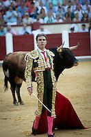 Tercera de Feria, Valladolid 9 septiembre 2016