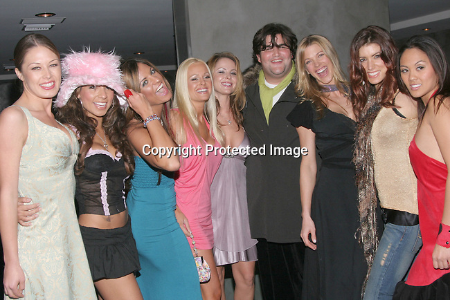 Jai Marino, Nikki Zeno, Bridgetta Tomarchio, Katie Lohmann, Mishel Thorpe, Jason Davis, Linda Overheu Corinne Saffell &amp; Sheena Mariano<br />