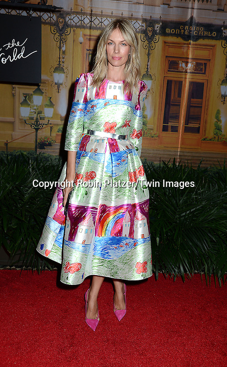 Svetlana Acquista attends the New Yorkers for Children's Fall Gala on September 16, 2015 at Cipriani 42nd Street in New York City, New York, USA.<br /> <br /> photo by Robin Platzer/Twin Images<br />  <br /> phone number 212-935-0770